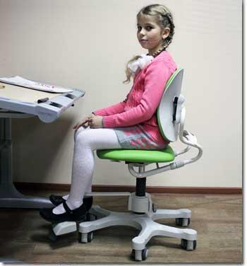 Детское ортопедическое кресло DUOREST Kids MAX
