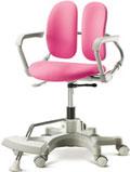 Детское компьютерное кресло Duorest Kids DR-280D ― цвет салатовый