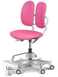 Детское компьютерное кресло Duorest Kids макс ― цвет розовый