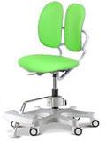 Детское компьютерное кресло Duorest Kids макс ― цвет салатовый