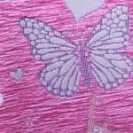 Съёмные чехлы для детских кресел - бабочки