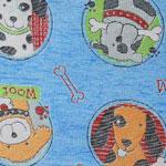 Съёмные чехлы для детских кресел - собачки