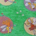 Съёмные чехлы для детских кресел - феи