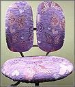 Шенилловые чехлы для детских кресел