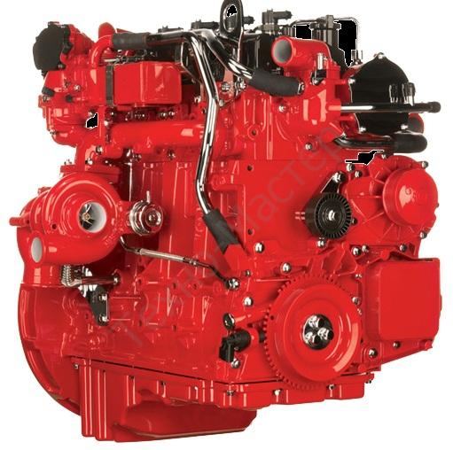 Двигатель каминс ISF