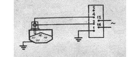 Схема соединения БКС-3.1 и БКС-3.1И