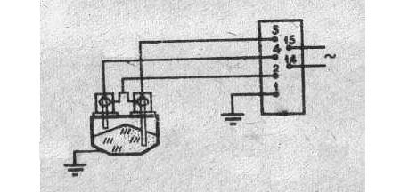 Схема соединения БКС-3.2 и БКС-3.2И