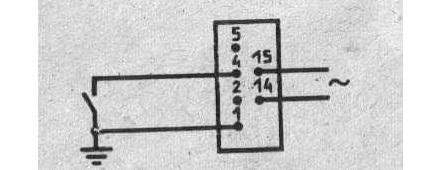 Схема соединения БКС-3 и БКС-3И