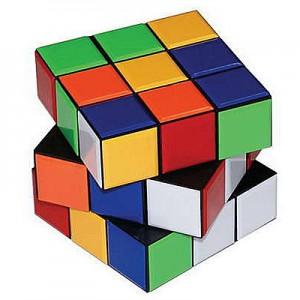 Плохой и дешевый кубик Рубика