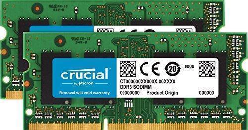 Фото Модуль памяти  CRUCIAL, CT2C4G3S1067MCEU