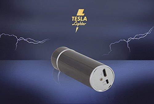 Характеристики Дуговая зажигалка  TESLA, Lighter T02