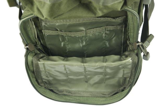 Характеристики Штурмовой (тактический) рюкзак ASSAULT S  MIL-TEC