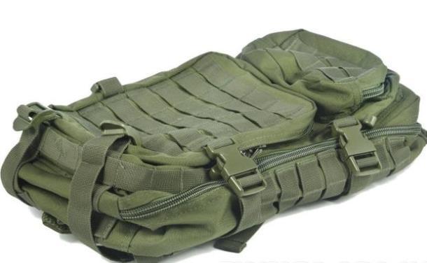 Описание Штурмовой (тактический) рюкзак ASSAULT S  MIL-TEC, 14002001