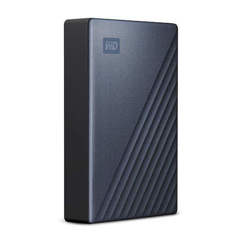 Фото Внешний жесткий диск 4TB  WESTERN DIGITAL, WDBFTM0040BBL-WESN
