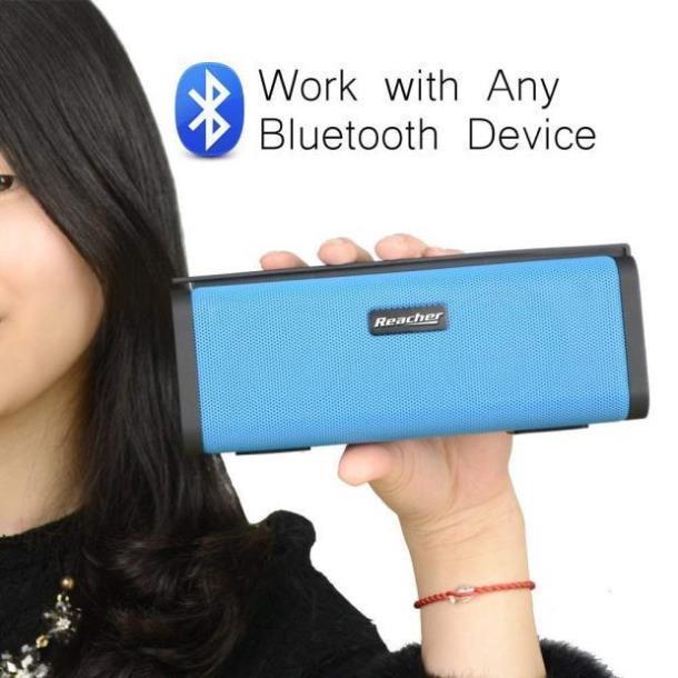 Фото Портативная колонка Bluetooth  REACHER