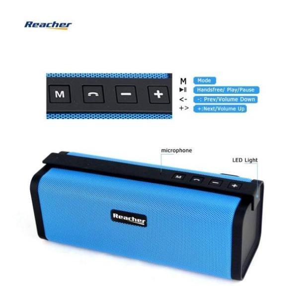 Описание Портативная колонка Bluetooth  REACHER, S311