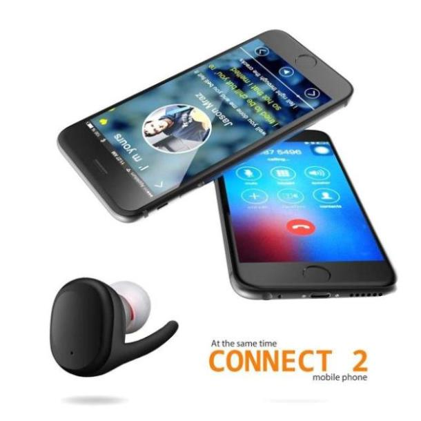 Фото Беспроводные Bluetooth наушники TWS  TOUCH TWO