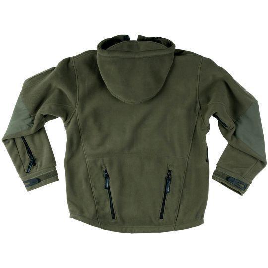 Фото Флисовая куртка с капюшоном  HELIKON-TEX, BL-PAT-HF-02