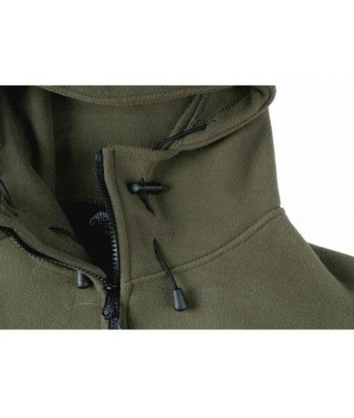 Характеристики Флисовая куртка с капюшоном  HELIKON-TEX, BL-PAT-HF-02