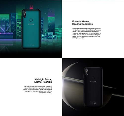Характеристики Смартфон  DOOGEE, Y8 3/16GB Black