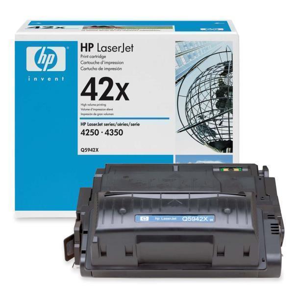 Лазерный картридж HP Q5942X