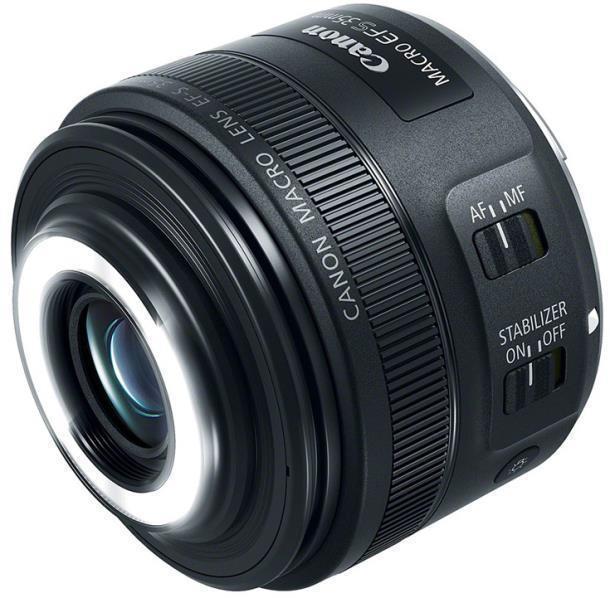 EF-S 35mm f/2.8 Macro STM
