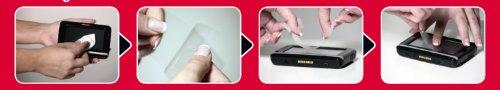Фото Стеклянный протектор ЖК-экрана  DIGICOVER, G3546