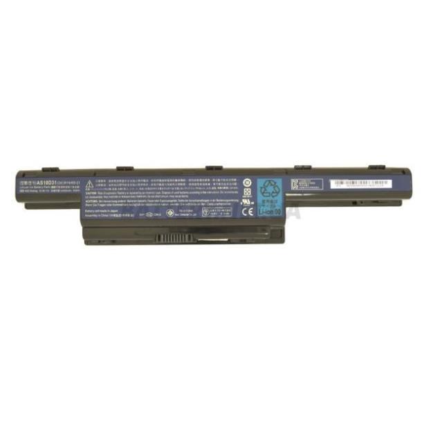 Фото Батарея для ноутбука Acer Aspire 5742G 6 Cell Li-Ion 10.8V 4.4Ah 48wh  MICROBATTERY, MUXMBI-20009