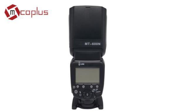 Описание Фотовспышка  MCOPLUS, MT-600N