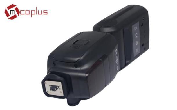 Описание Фотовспышка  MCOPLUS MT-600N