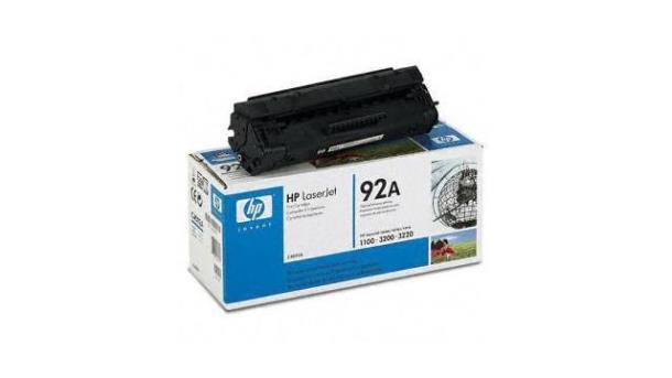 Лазерный картридж HP C4092A