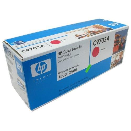 Лазерный картридж HP C9703A
