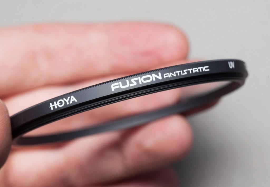 Hoya Fusion Antistatic UV
