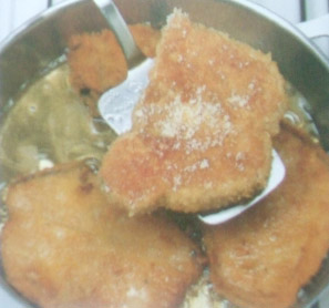 Рыба с перечным соусом