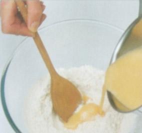 Шарики из соленой трески