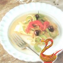 Рыба в маринаде по-креольски