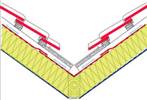 мембрана в ендовых