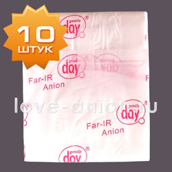 Дневные анионовые прокладки «Джентл Дэй» в интернет-магазине