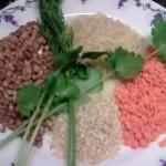 Meals during Lent. Питание во время поста