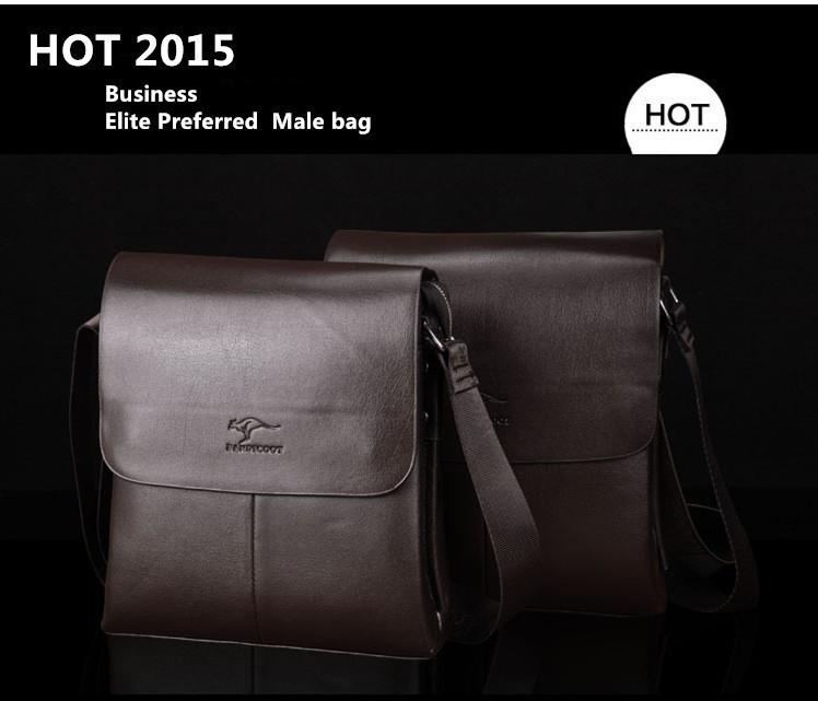 2015 Fashion  famous brand Men Shoulder bags,Men Handbags,Top PU Leather Men Bag, Men Messenger Bag,Briefcases,Crossbody Bags2