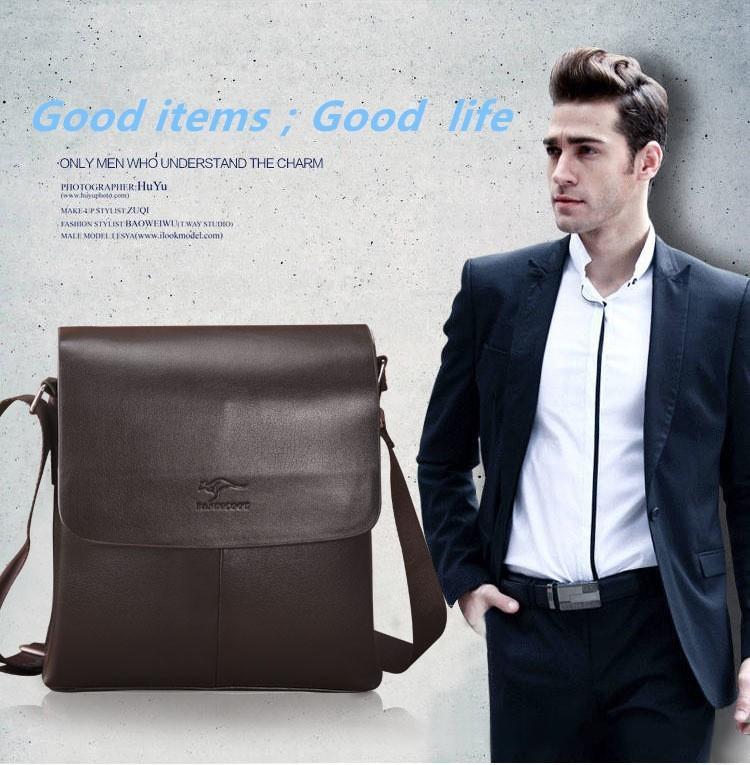 2015 Fashion  famous brand Men Shoulder bags,Men Handbags,Top PU Leather Men Bag, Men Messenger Bag,Briefcases,Crossbody Bags1