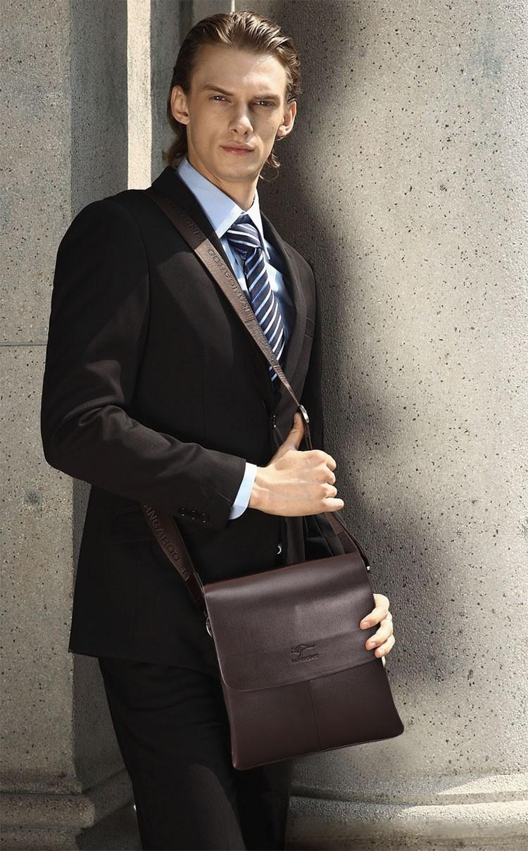 2015 Fashion  famous brand Men Shoulder bags,Men Handbags,Top PU Leather Men Bag, Men Messenger Bag,Briefcases,Crossbody Bags3