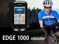 Велонавигатор Edge 1000 мини-сайт