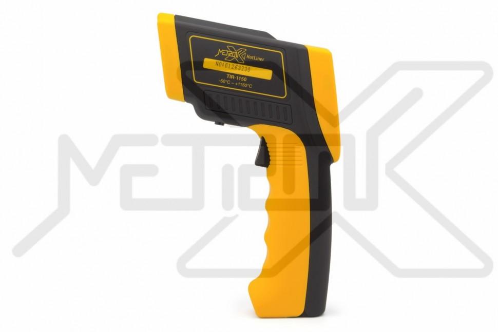 Инфракрасный термометр HotLiner TIR-1150 HotLiner TIR-1150 Инфракрасный термометр Метроникс фото, схема, параметры, таблица, паспорт, инструкция, характеристики, завод изготовитель, производитель
