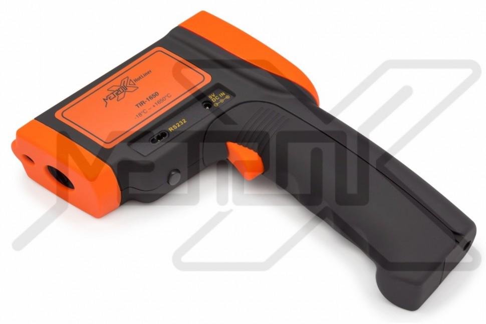 Инфракрасный термометр HotLiner TIR-1650 HotLiner TIR-1650 Инфракрасный термометр Метроникс MetronX