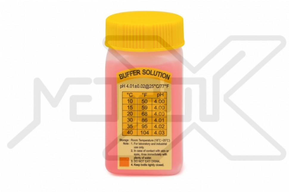 Калибровочный раствор pH 4.00 50 мл WaterLiner SPH-4 Калибровочный раствор pH 1.65 100 мл