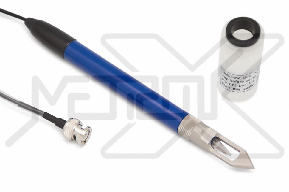 Внешний pH электрод для полутвердых сред WaterLiner EPHS-40 Внешний pH электрод для полутвердых сред WaterLiner EPHS-40