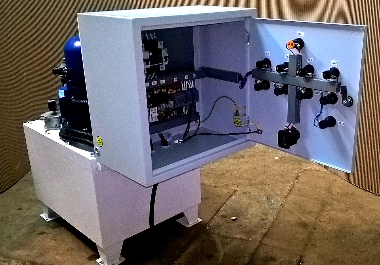 Ice Rocket Маслостанции IRS стационарные Маслостанции IRU с ручным управлением Маслостанции для подъемного оборудования Маслостанции IRP для прессов: