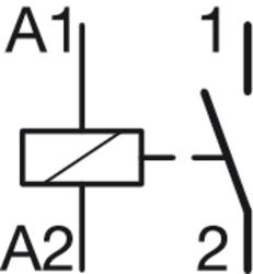 ESC125 схема контактора хагер