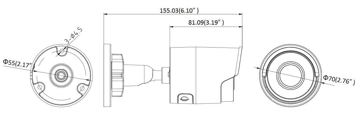 DS-2CD2525FWD-IWS (2,8 мм)